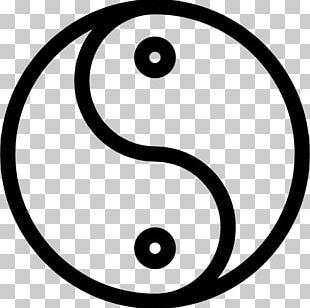 Yin And Yang Taoism Computer Icons PNG