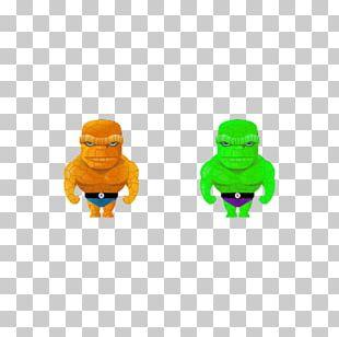 Hulk Cartoon Animation PNG