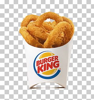 Hamburger French Fries BK Chicken Fries Cheeseburger Onion Ring PNG