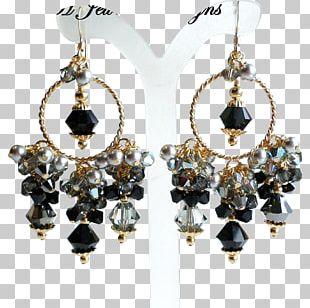 Earring Body Jewellery Gemstone Bead PNG