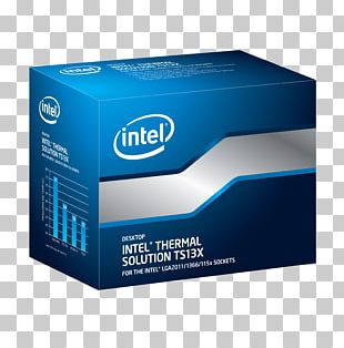 Intel Heat Sink Computer System Cooling Parts Central Processing Unit LGA 2011 PNG