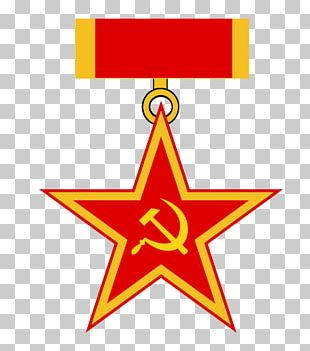 Soviet Union Hammer And Sickle Communism Communist Symbolism Red Star PNG