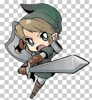 Zelda II: The Adventure Of Link Hyrule Warriors Video Game Rendering PNG