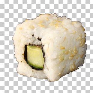 California Roll Sushi Japanese Cuisine Sashimi Vegetarian Cuisine PNG