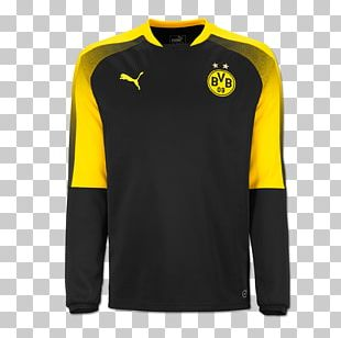 Borussia Dortmund T-shirt Hoodie Sleeve Clothing PNG