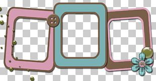 Digital Scrapbooking Frames Craft Paper PNG