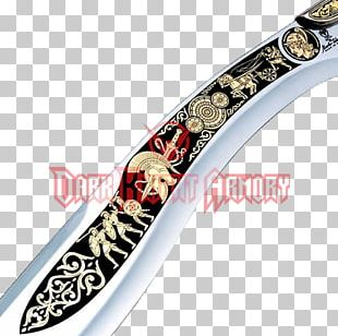 Wars Of Alexander The Great Ancient Greece Falcata Sword Knife PNG