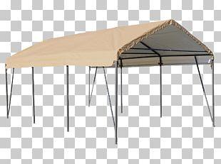 Carport ShelterLogic AutoShelter Steel Frame PNG