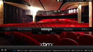 Cinema Film High-definition Video Home Theater Systems PNG