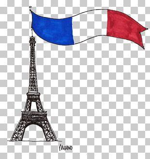 Flag Of France French Paris Bistro Brie & Bordeaux PNG