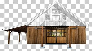 Pole Building Framing Apartment Barn House PNG