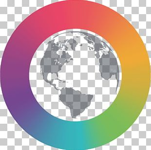 Globe World Map Stock Photography PNG