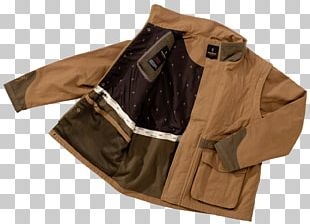 Leather Jacket Sleeve Brown PNG