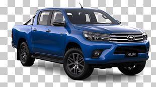Toyota Hilux Car Pickup Truck Toyota Innova PNG