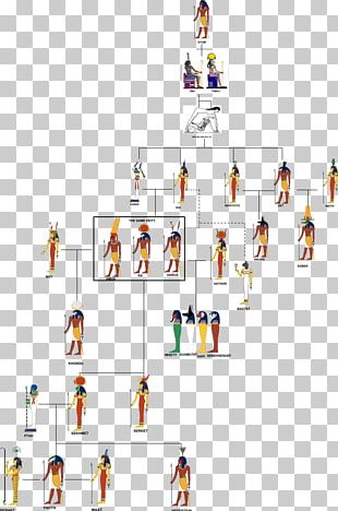 Ancient Egyptian Deities Family Tree Ancient Egyptian Religion Deity PNG