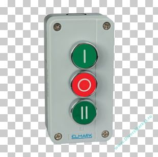 Electrical Switches Push-button IP Code FLUOELEKTRO Light-emitting Diode PNG