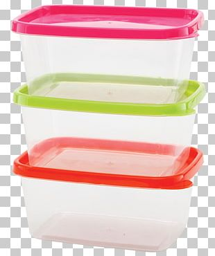 Plastic Food Storage Containers Lid Box PNG