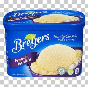 Breyers Ice Cream Frozen Yogurt Neapolitan Ice Cream PNG