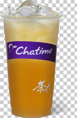 Green Tea Milk Bubble Tea Iced Tea PNG