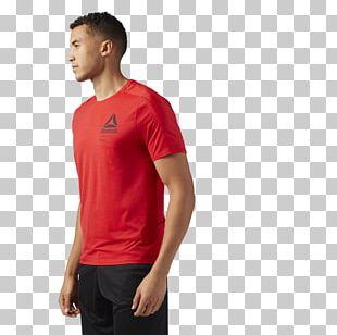 T-shirt Reebok Classic Reebok Crossfit PNG