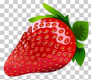Strawberry Fruit Shortcake PNG