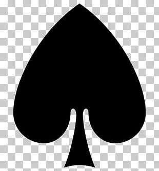 Suit Playing Card Symbol Spades PNG
