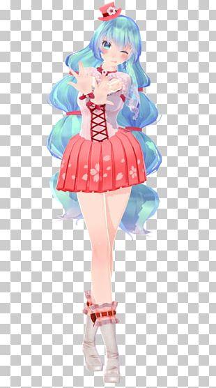 Costume Hatsune Miku MikuMikuDance PNG