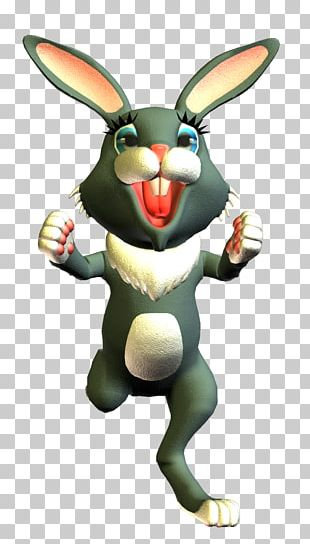 Easter Bunny Domestic Rabbit Arctic Hare European Rabbit PNG