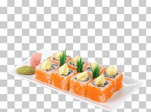 California Roll Sushi Japanese Cuisine Makizushi Sashimi PNG