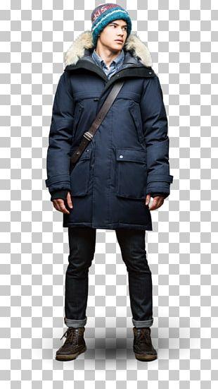 Parka Flight Jacket Coat Down Feather PNG