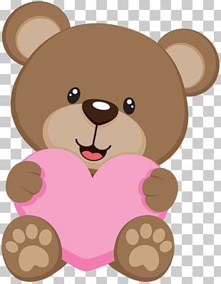 Bear Baby Shower Party Infant PNG