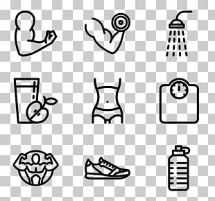 Computer Icons Fitness Centre Physical Exercise PNG
