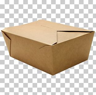 Take-out Bubble Tea Box Paper Packaging And Labeling PNG