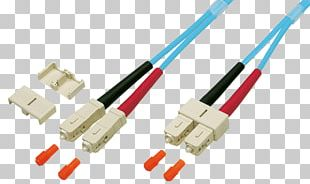 Multi-mode Optical Fiber Optical Fiber Connector Electrical Cable Patch Cable PNG