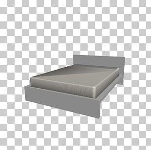 Bed Frame Mattress Box-spring Futon PNG