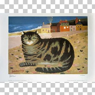 Brandler Galleries Ltd Cat Whiskers Painting Art PNG