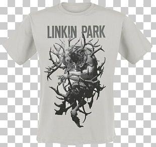 T-shirt Linkin Park Clothing Merchandising PNG