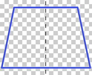 Isosceles Trapezoid Isosceles Triangle Quadrilateral PNG