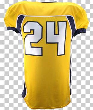 T-shirt Sports Fan Jersey American Football PNG