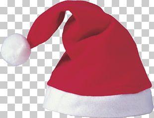 Hat Santa Claus Cap Bonnet Christmas Day PNG