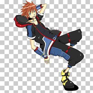 Kingdom Hearts III Sora Drawing PNG