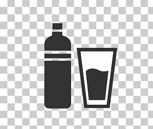 Glass Bottle Drink Bottled Water Icon PNG