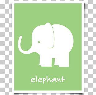 Digital Art Graphic Design Indian Elephant PNG