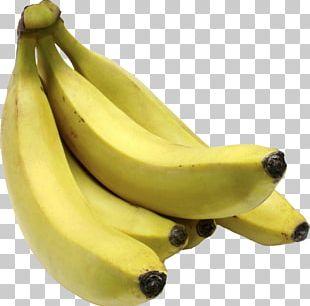 Cooking Banana Fruit Dwarf Cavendish Banana PNG