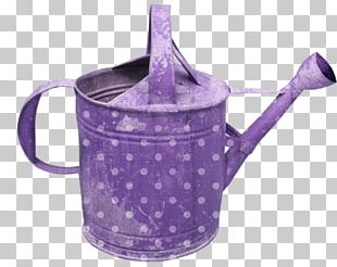 Watering Can Garden PNG