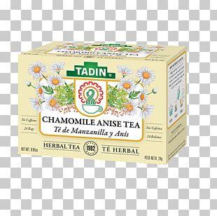 Herbal Tea Roman Chamomile Anise PNG