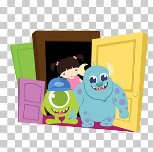 Mike Wazowski Boo Monsters PNG