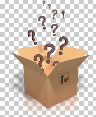 Box Animation Question Mark PNG