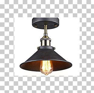 Light Fixture Pendant Light Incandescent Light Bulb Lighting PNG