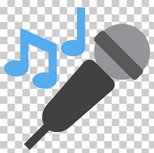 Emojipedia Sticker Microphone PNG